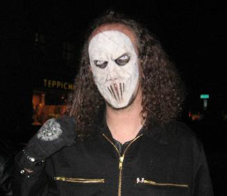 Slipknot guitarist Mick